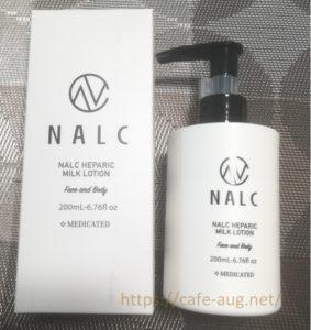 NALC(ナルク )ヘパリンミルクローション